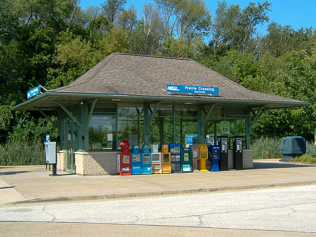 Prairie Crossing Station